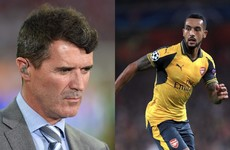'It's taken him a while to settle, hasn't it? 10 years?': Roy went full Roy on Theo Walcott