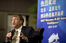Bill Gates to work with China over new nuclear reactor design