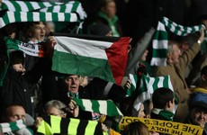 Uefa fines Celtic for displaying Palestine flags, Legia Warsaw to play behind closed doors