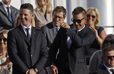 Rose and Stenson lead Europe into Ryder Cup as opening foursomes are revealed