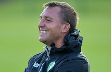 Brendan Rodgers believes Celtic could be a top-four club in England