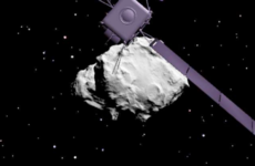 The pioneering Rosetta probe has crash-landed on Comet 67P