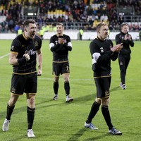Dundalk earned more last night than they would winning three league titles