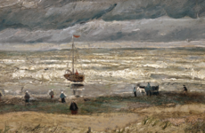 Italian police have found two priceless Van Gogh paintings stolen from a Dutch museum