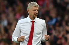 'One day if I am free, why not?' Wenger open to England job