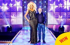 Graham Norton was on RuPaul's Drag Race last night and America fell in LOVE