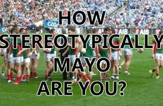 How Stereotypically Mayo Are You?