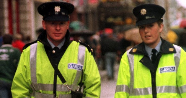 Looking back: Here's how things looked the last time the gardaí went on strike