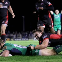 Home comfort at last for Connacht with defeat of Edinburgh