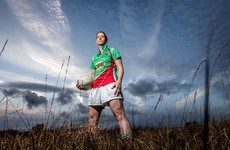 Just the 5-15 for Cora Staunton in county final win last night