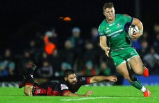 A win at last: Pat Lam proud to see Connacht do it their way