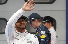 Hamilton scorches to record Malaysia Grand Prix pole
