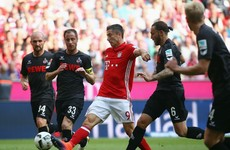 Ancelotti drops first Bundesliga points as Bayern Munich manager