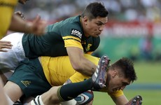 Steyn boots 'Boks to victory against Australia