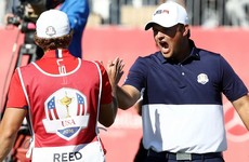 Reed revels in 'hard-fought' McIlroy win