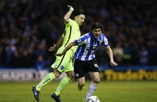 Brighton's Richie Towell set to be sent out on loan in January