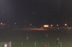 Floodlight failure saw Waterford senior hurling quarter-final abandoned in Dungarvan last night
