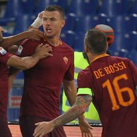 De Rossi explains his expletive-laden roar at Roma fans after Dzeko goal