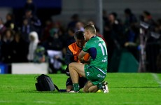 Injury blow for Matt Healy ahead of November internationals as Connacht confirm fracture