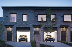 All four houses in this tasteful terraced mews in Blackrock are now available