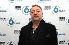 Peter Hook says Caroline Aherne attacked him 'with bottles, knives and chairs' during marriage