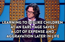 11 times Ed Byrne was just really f**king funny