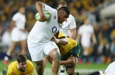 Eddie Jones tells England prop Vunipola to lose weight