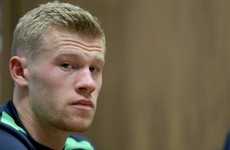 Booing and chanting a motivation for James McClean