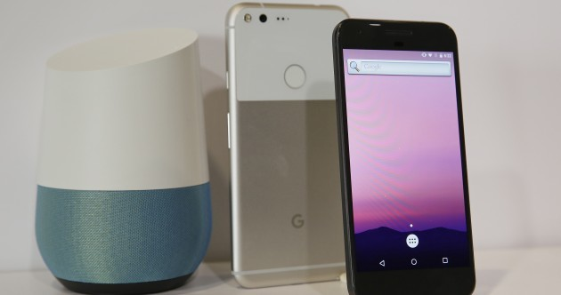 Watch out Apple - Google has finally hit the market with an uber smartphone of its own