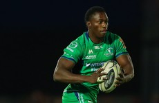 Schmidt recognises Adeolokun's ability with Ireland call-up