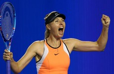Nike and Porsche welcome Maria Sharapova back after doping ban reduced