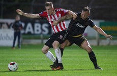 Police looking for witnesses after Dundalk fans attacked in Derry