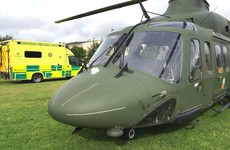 Farmer airlifted to hospital after accident involving cow