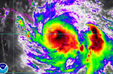 US braces for Hurricane Matthew as worst Caribbean storm in a decade kills 27