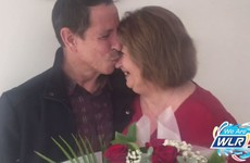 This Waterford couple got engaged live on radio after spending over 30 years apart