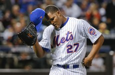 The Mets' season is over because their closer couldn't close