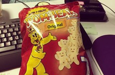 For all those devoted to Pombears, the world's most underrated crisps