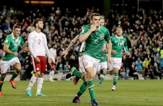 Captain Coleman caps milestone with first-ever goal for Ireland in narrow Georgia win