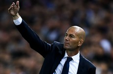 Zidane: I will get sacked