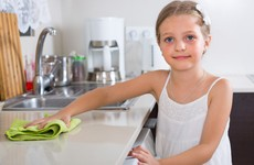 Girls spend 40% more time doing chores than boys, according to a new UN report