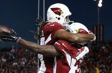 Fitzgerald and Johnson produce the goods as Cardinals claim much-needed win