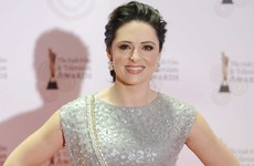 Grainne Seoige is swapping the glamour of Irish telly for diamonds... It's the Dredge