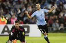 Suarez looks set for Dublin as FAI announce friendly against Uruguay