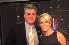 Fox presenters end fight over Trump, put it down to 'being Irish'