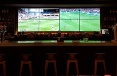 There's a new pub in Temple Bar and it looks like every sports fan's haven