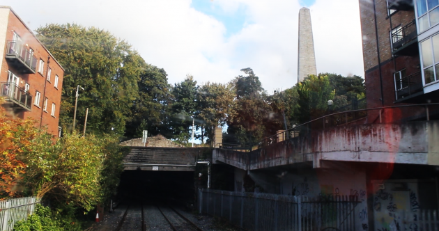 Have a look inside this tunnel running under the Phoenix Park