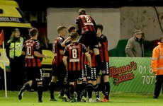 Bohs secure the local bragging rights with narrow victory over 10-man Rovers