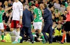 Robbie Brady released from Ireland squad - but there's good news on Shane Long