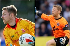 From Dalymount to Parnell Park: Shane Supple has had a busy sporting weekend
