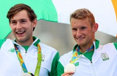 O'Donovan brothers untouchable as Olympic silver medallists storm to national title
